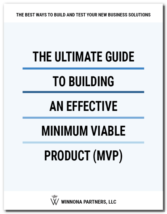 How to develop minimum viable products - free PDF