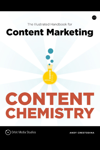 Content Chemistry book cover by Andy Crestodina